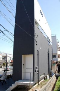 narrow house 6